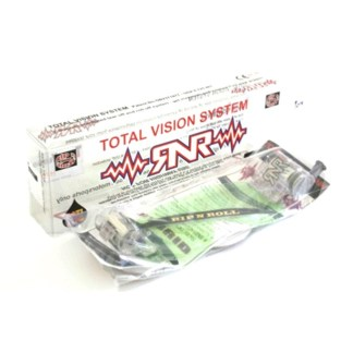 To Fit  COLOSSUS WVS Goggles Rip N Roll TVS Total Vision Roll Off System