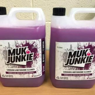 Muk Junkie Caravan and Motorhome Cleaner 10 Litres