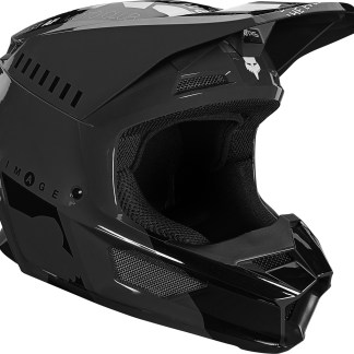 Fox V1 ILLMATIK Adult Helmet Black