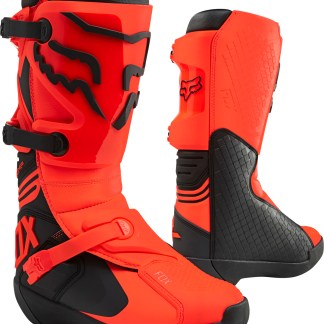 Fox Comp MX Adult Boots Flo Orange
