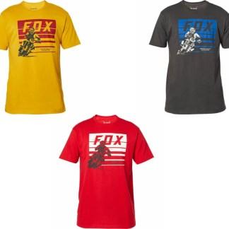 Fox Racing Advantage Premium s/s T-Shirt Adult