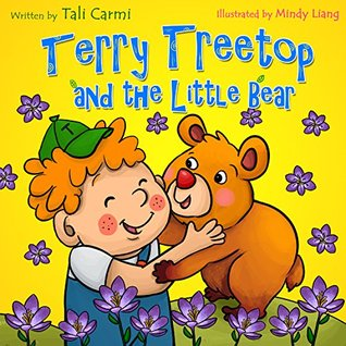 Terry Treetop and the Little Bear Book Cover