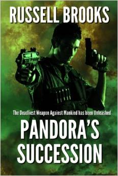 Pandora's Succession Book Cover
