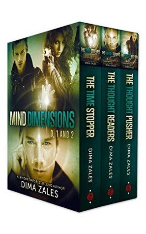 Mind Dimensions Books 0, 1, & 2 Book Cover
