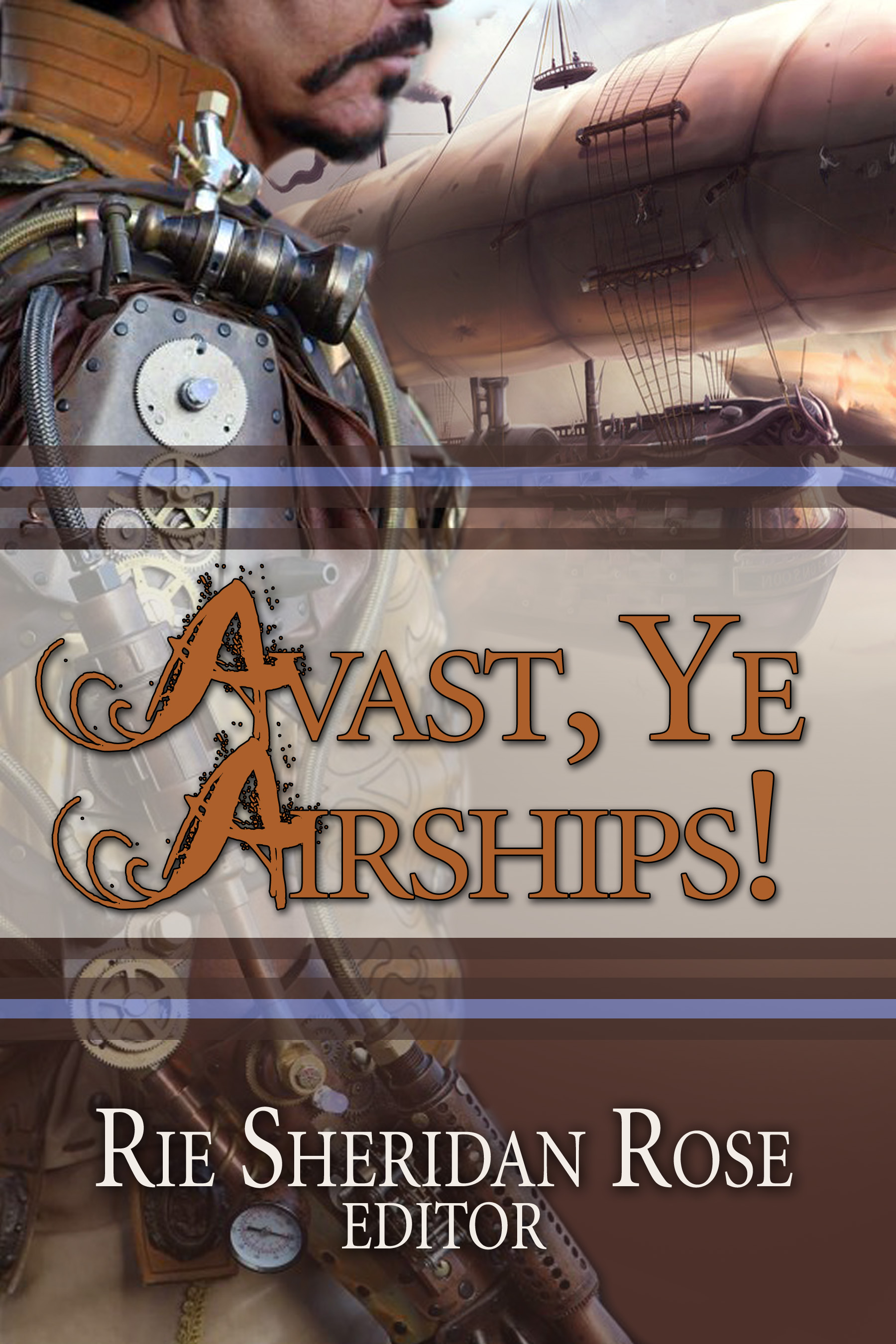 Avast. Ye Airships! Book Cover