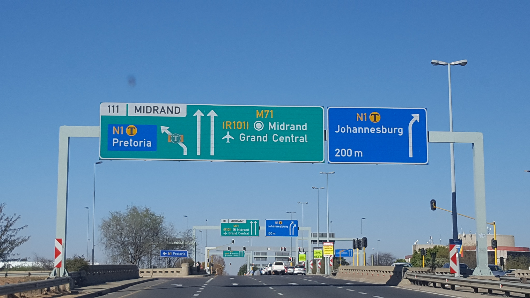 Midrand Area Information