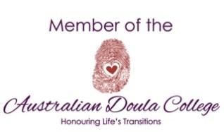 Australian Doula College Member