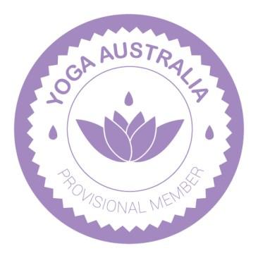 Yoga Australia Member