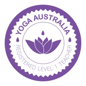 Yoga Australia - Level 1 Teacher