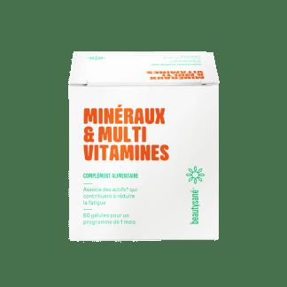 image complément alimentaire mineraux vitamines