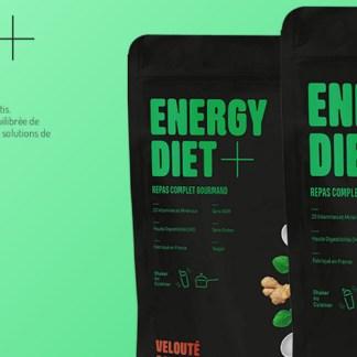 Repas complets diététiques
