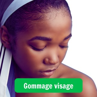 Gommages visage