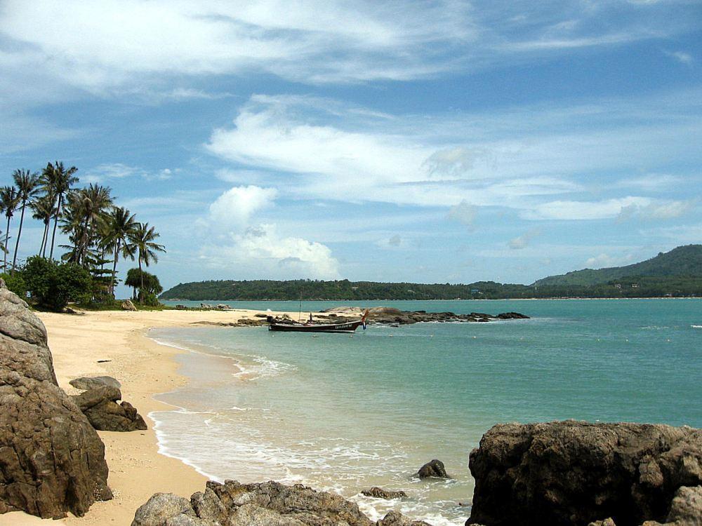 Beach in Phuket, Thailand