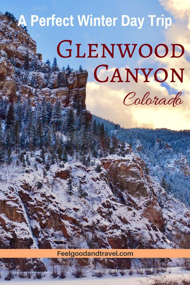 Glenwood Canyon Pinterest Pin