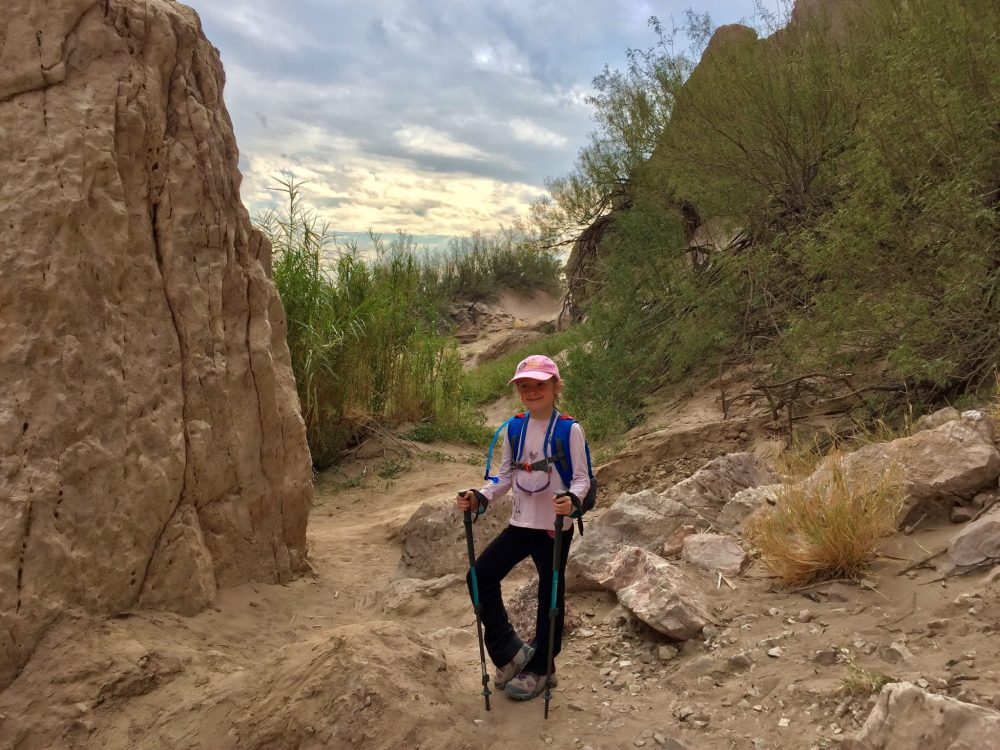 On Boquillas Canyon Trail