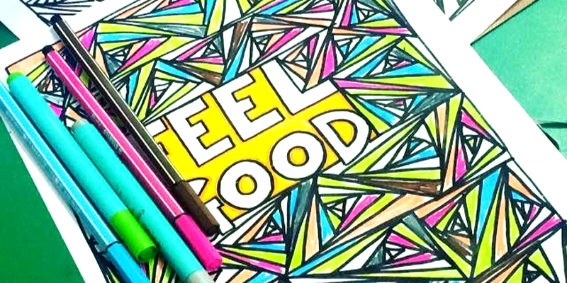 Photo Of Feel Good Colouring In
