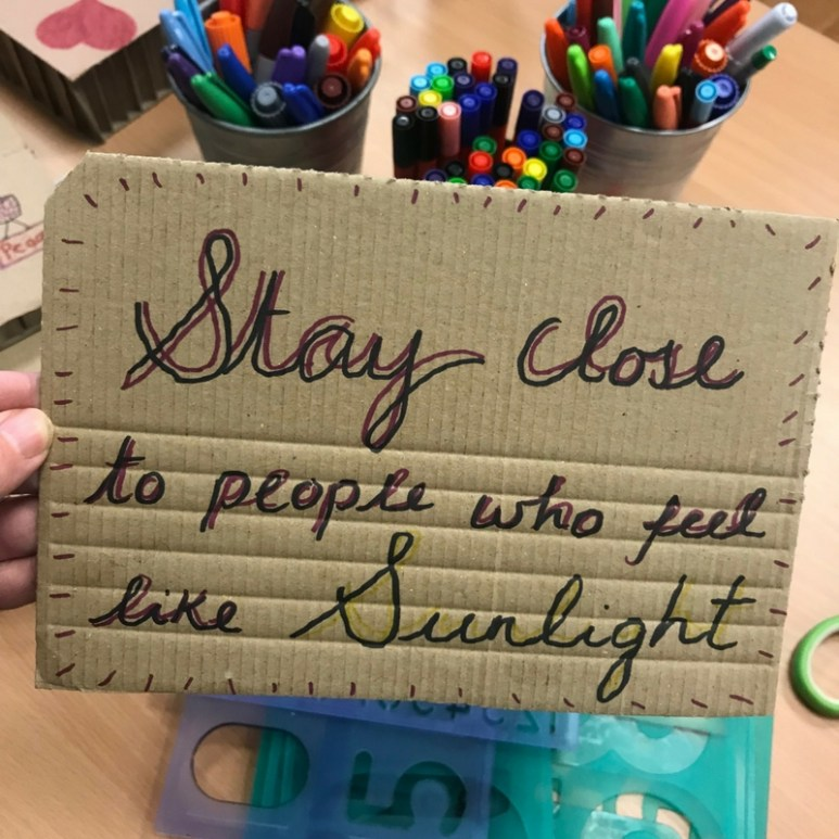Photos Of Feel Good Messages