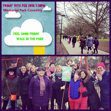 Photos from the walk