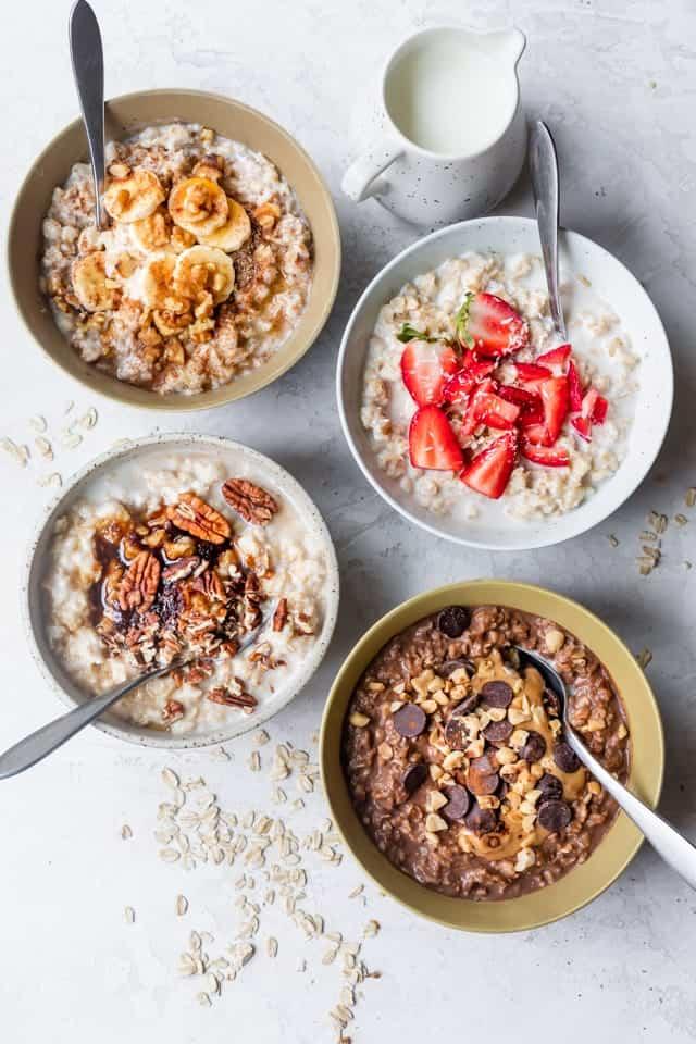 how to make oatmeal