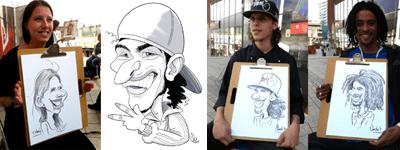 de karikaturist