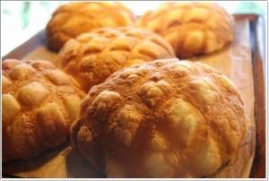 花月堂 ジャンボメロンパン