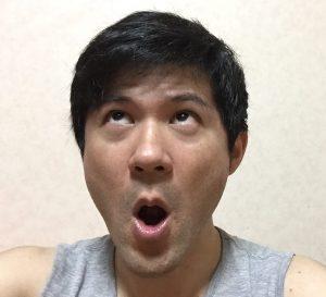 顔ヨガ,沖縄,男性,画像