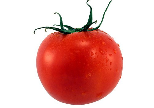 Tomato. CC photo by Flickr user darrenhester