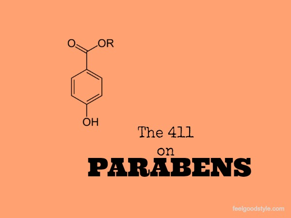 Parabens, What You Need to Know