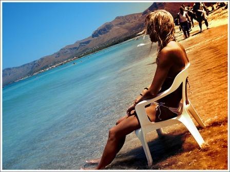 Beach Girl by -_7