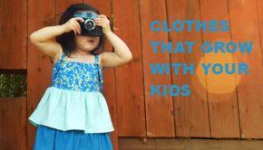Nula Kids Adjustable Clothing