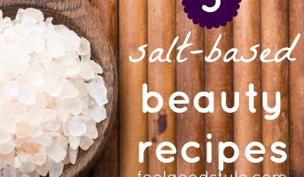 5 Beauty Uses for Salt