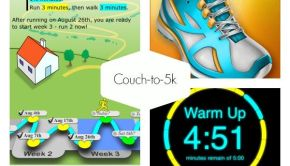 Tackle the Couch-to-5k