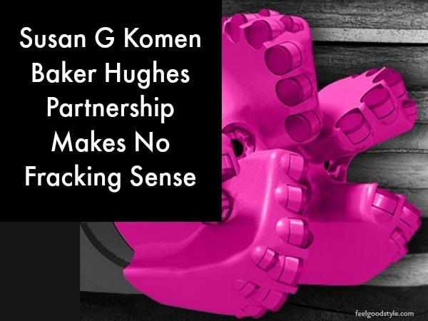 Susan G Komen Partners with Baker Hughes