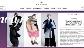 Kering and Sustainablity?