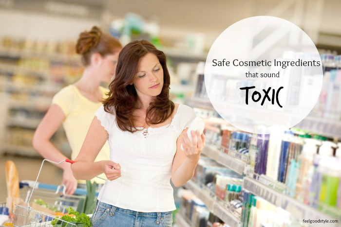 6 Safe Cosmetic Ingredients That Only Sound Toxic