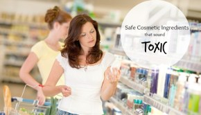 Woman Cosmetics Shopping via Shutterstock