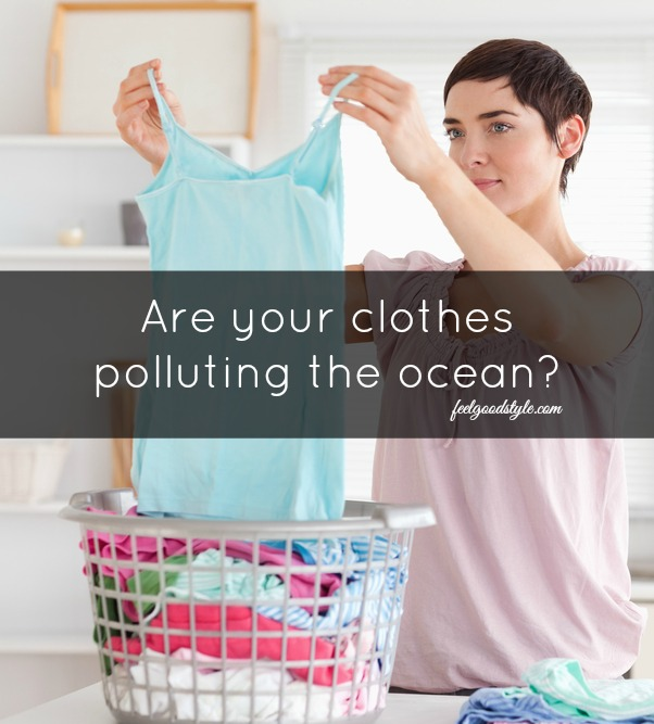 Microfiber is polluting our oceans. Let's stop it!