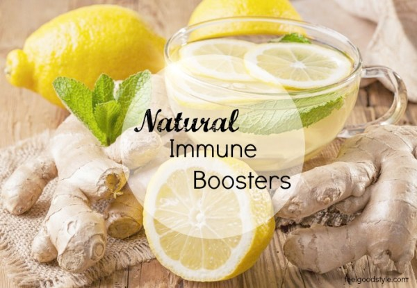 4 Natural Immune Boosters for Cold and Flu Season