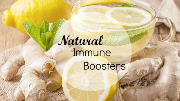 Natural Immune Boosters for Cold and Flu Season