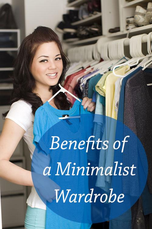 Benefits of a Minimalist Wardrobe