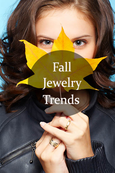 I hate to bring up fall when summer isn't technically over, but I'm so looking forward to the fall jewelry trends that the new season is bringing!