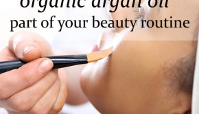 How to use organic argan oil for great skin