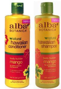 body builder mango shampoo and conditioner