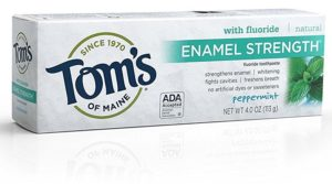 toms of maine tooth paste
