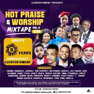 Dj LT - Hot Praise & Worship Mix