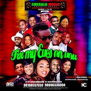 Dj Real - My Eyes On You Online Nigeria Gospel Mixtape2020