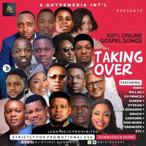 Taking Over Gospel Mix 2020 (Best Christian Mp3 Songs DJ Mix)