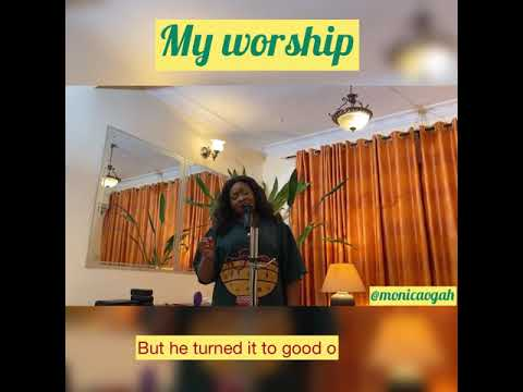 Monica Ogah – My Testimony (Mp3 Download + Lyrics)