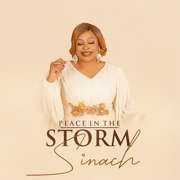 Peace in he storm – Sinach (Mp3 Download + Lyrics)