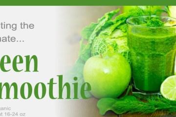 Green Smoothie Recipes